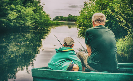 Illinois Family Fishing