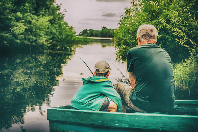 2017 Illinois Family Fishing Destinations