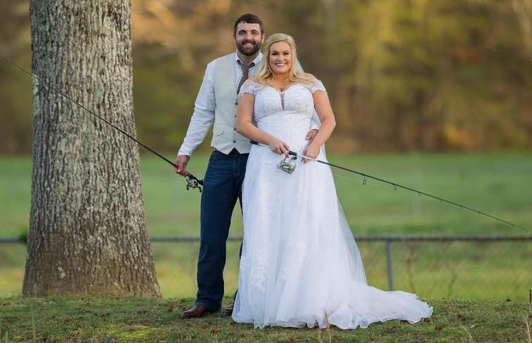 Proud Newlywed: My Hubby is Awesome Hunter, Angler