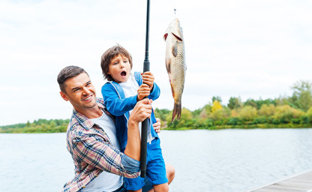 Ohio Family Fishing