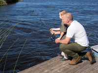 Oklahoma Family Fishing Destinations