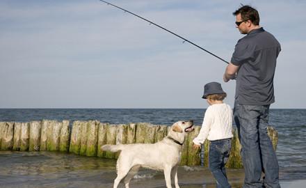 Texas Family Fishing