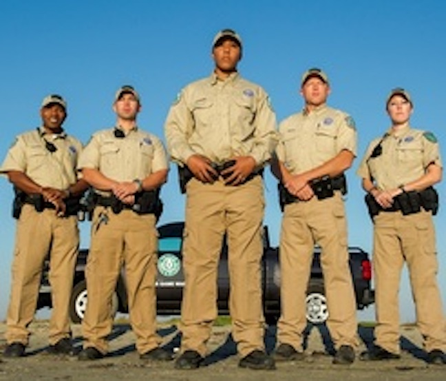 Texas game wardens