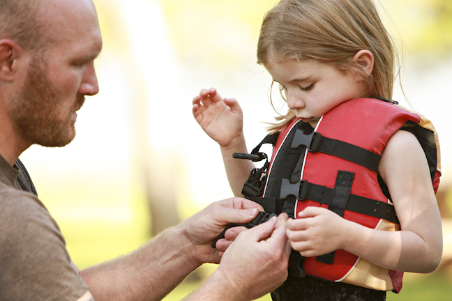 Why Safe Boating Begins With Wearing Life Jacket (Videos)