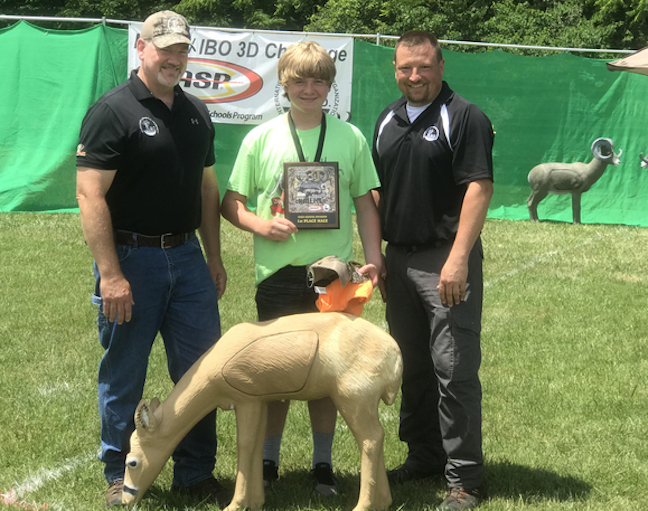 High-Schooler Perfect in National 3D Archery Tourney
