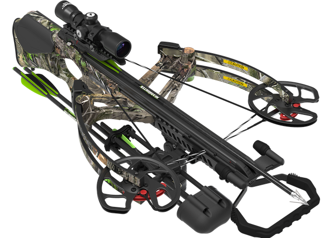 Crossbow Revolution: New Bows for 2017