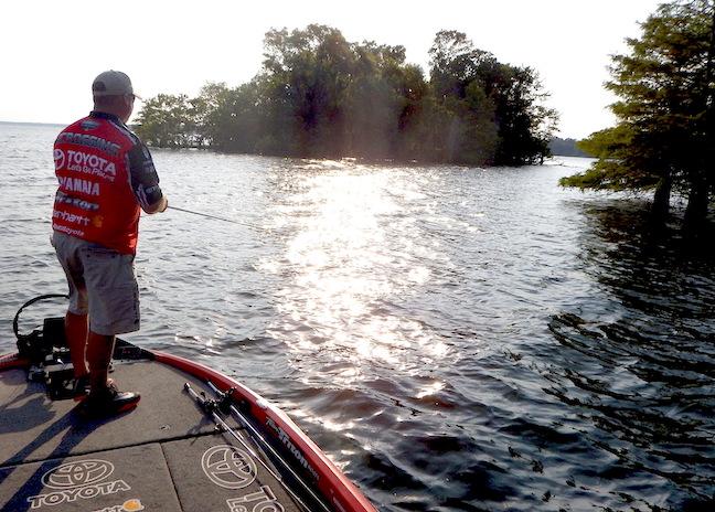 deep-water bass