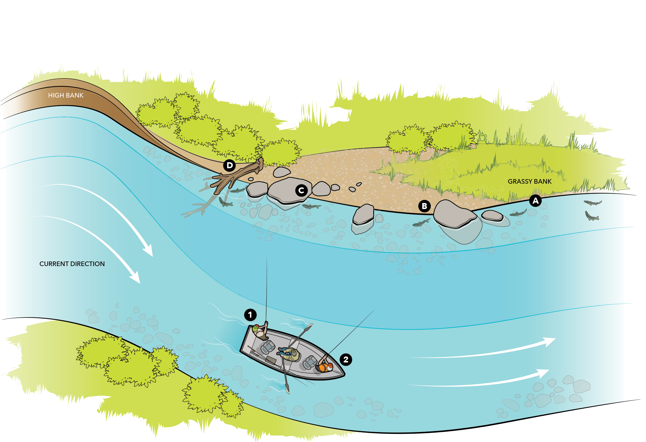 Trout Fishing: Stack the Decks in Your Favor