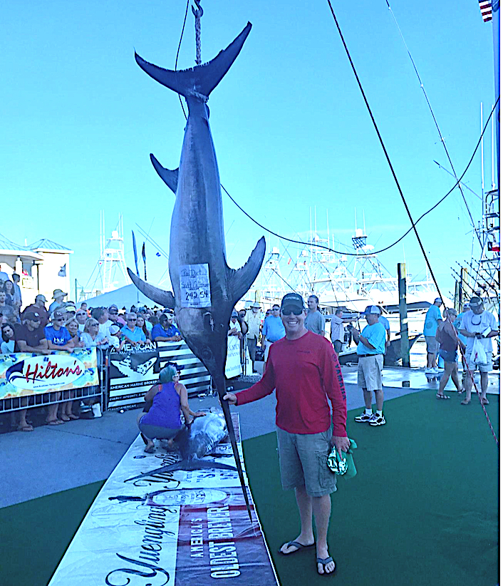 state record swordfish