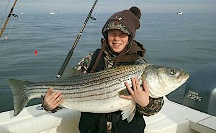 Chesapeake Bay fishing offers Virginia anglers unmatched summer saltwater action.  Here's how to