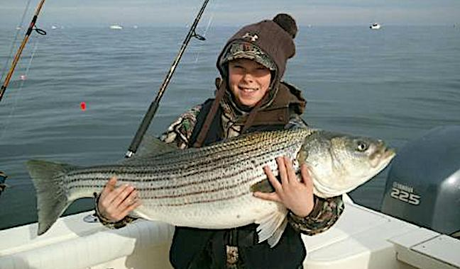 Chesapeake bay 39 s best summer fishing game fish for Striper fishing chesapeake bay