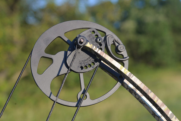 Most whitetail bowhunters would be well-served to use a single-cam bow that is easily adjustable and designed for performance without the price.