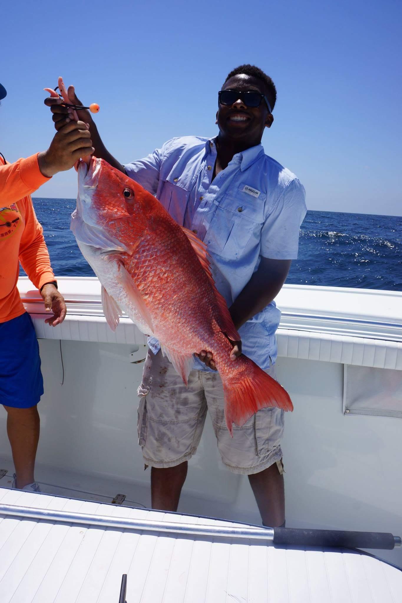 Deep sea expeditions game fish for Deep sea fishing houston