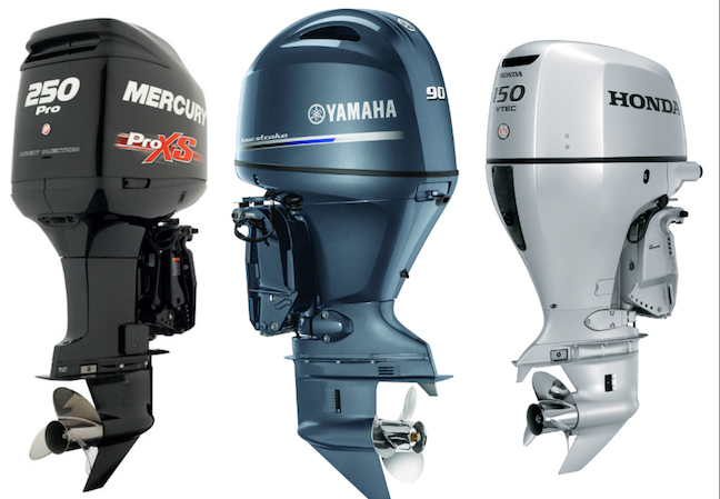 How to Decide Between a Two- or Four-Stroke Outboard Boat En
