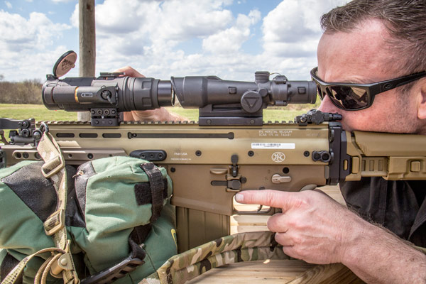 5 Reasons Predator Hunters Will Love Trijicon'™s REAP-IR