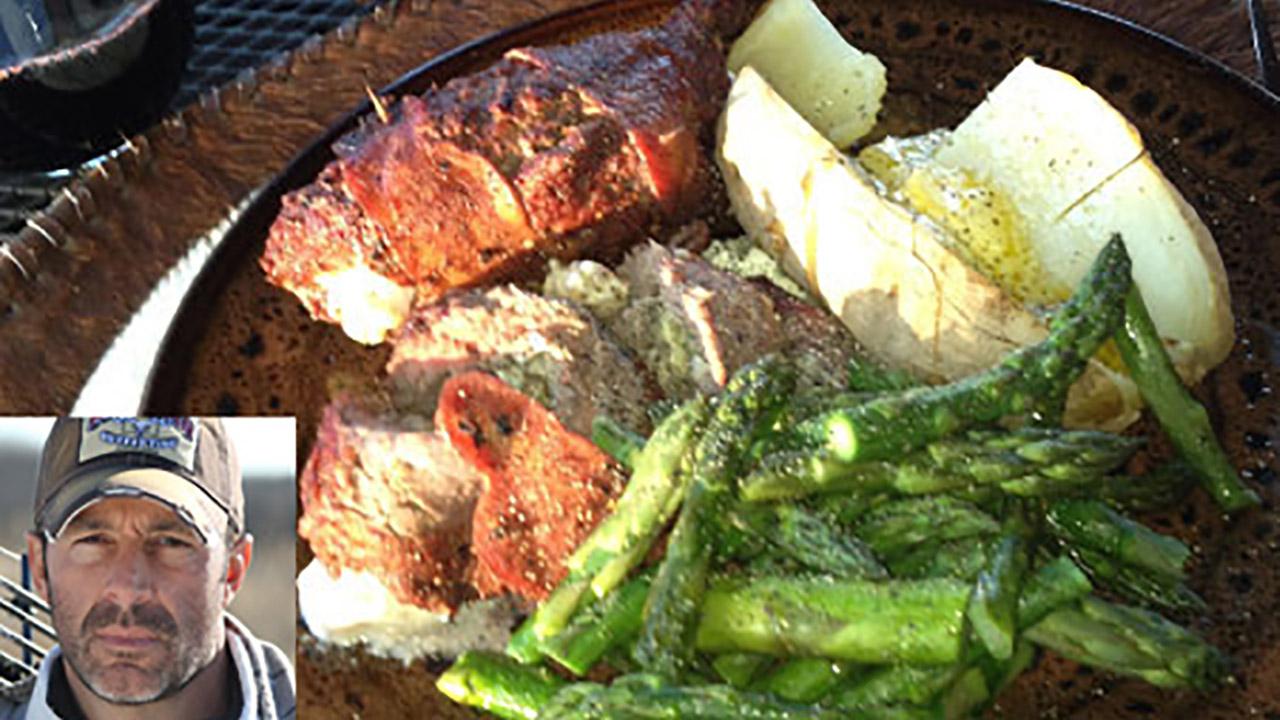 Rut Hut Rolls: Bacon-Wrapped Venison Recipe