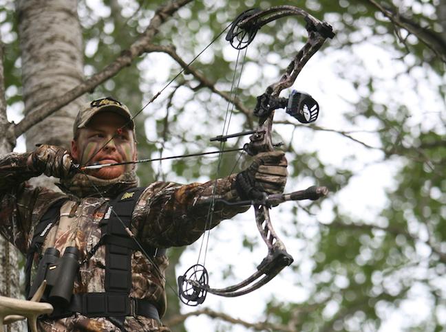 Bowhunting Florida Public Land Deer 2017