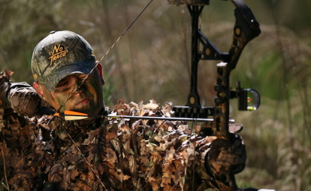 Many factors make fall bowhunting tougher in North Carolina today.  By Craig Holt  Archery hunters
