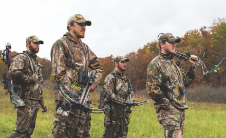 crossbow hunting in America