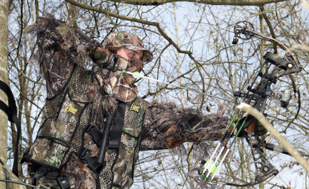 The first opportunity for hunters to pursue deer each year is with a bow, and Alabama'has many