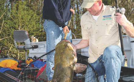 September is a great time to get on the water for some hot Kentucky fishing — the weather gets
