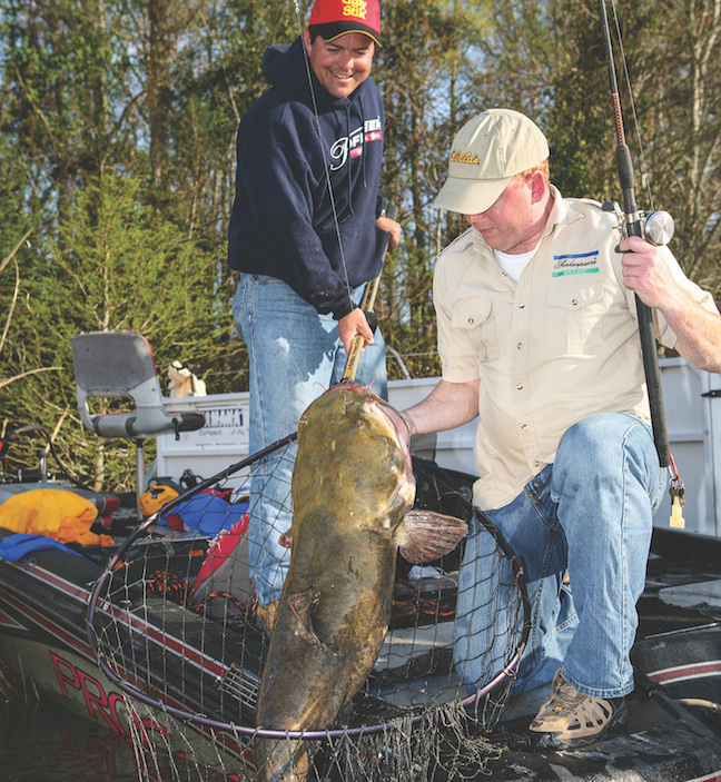 Kentucky fishing heats up when fall arrives game fish for Kentucky fish and game