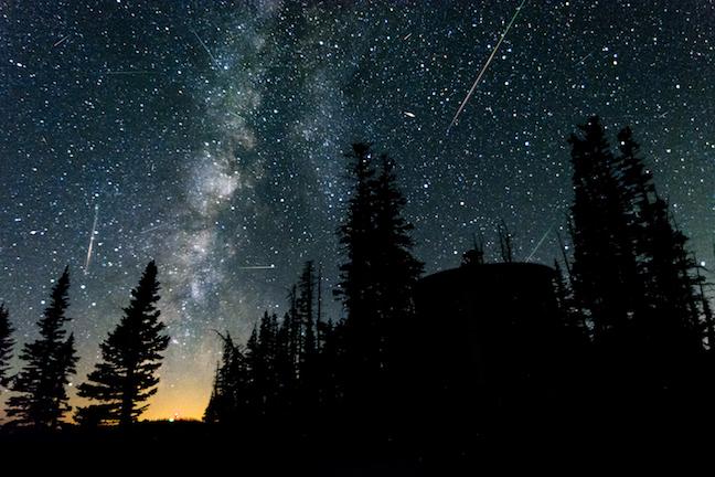 2017 Perseid Meteor Shower, Havasu Drownings, Tagged Carp: State Outdoors News
