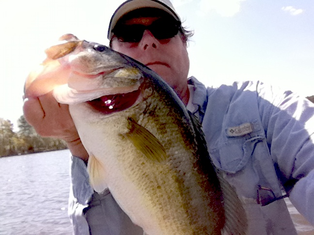 Best Fall Bass Fishing in Palmetto State