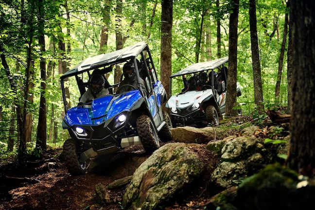 Yamaha Introduces Wolverine X4 Side-by-Side for 2018