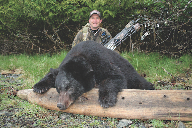 Alaska Bear Crossbow Adventure