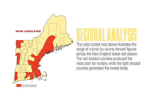 2017 New England Deer Forecast