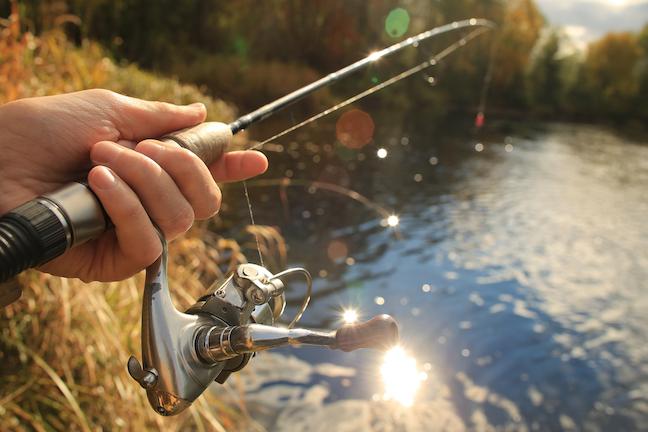 fall hunting fishing