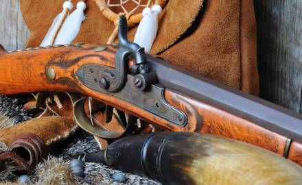 muzzleloader, crossbow
