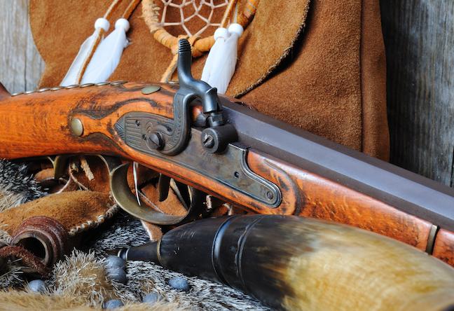 muzzleloaders, crossbows