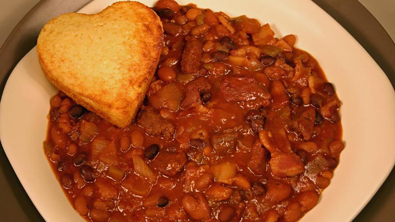 Wild Pork and Beans Recipe