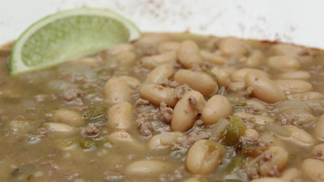 Wild Turkey White Chili