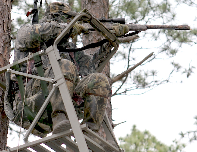 9 Steps to Tree-Stand Safety