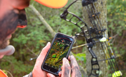 OnX Hunt is offering a mapping service for hunters that delivers landowner information and much