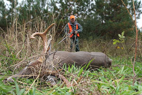 Hunters feel a responsibility for the game they hunt, which is why they advocate humane shots at mature animals and utilize all of the meat they harvest. Photo by Ron Sinfelt