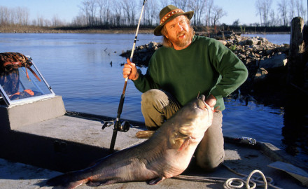 During the fall turnover catfish may be found in deep waters, shallow waters or anywhere in