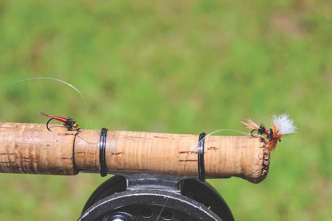 dropper fly