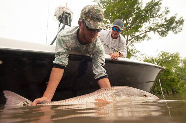 Saltwater Fishing: Think Positive During 'Negative Low Tide'