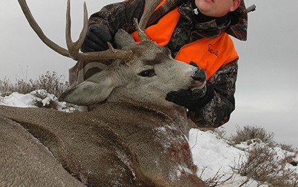 Deer hunters in Colorado still have opportunities available for filling a tag this