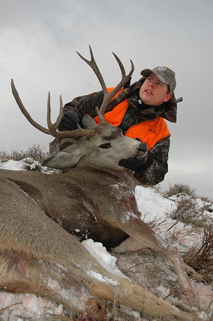 Deer Hunting in Colorado's Late Season