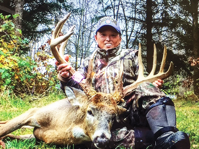 2017 Michigan Trophy Bucks