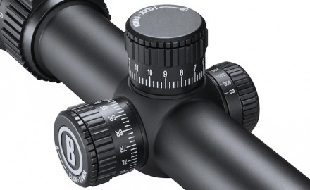 Bushnell's Engage is a great scope for hunters who want to see what turrets have to offer.