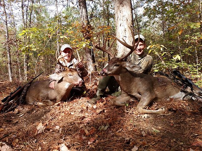 Childers bucks GA