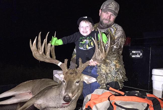 Cody Griffin Buck TX