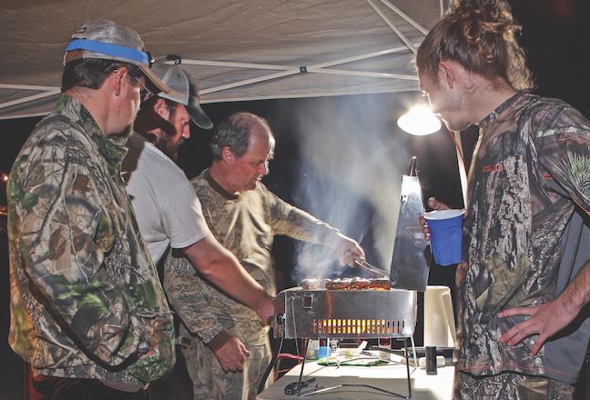 deer camp recipe
