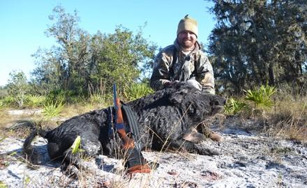 Florida winter hunting and fishing